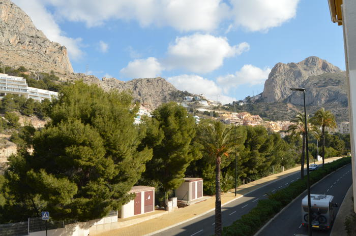 Rental Studio Altea