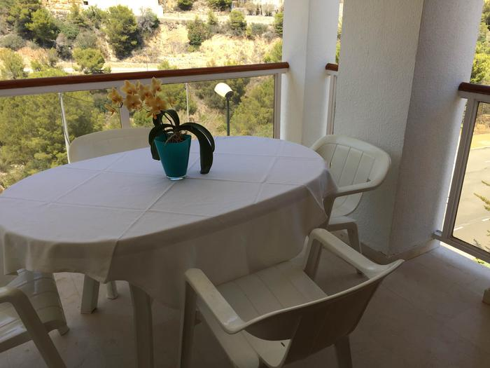 Rental Apartment Altea/Pueblo Mascarat
